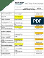 Cronograma de Mant. Graña y Montero - Copia - Copia