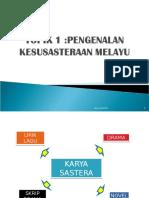 TOPIK 1-PENGENALAN
