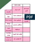 Slang English