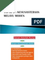 Topik 3-Km Moden