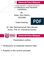 PhD Sem_1 Progress Presentation