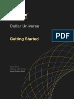 Dollar.universe 6.6 Getting Started Guide En