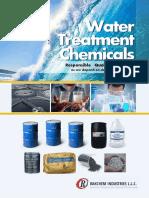 Rakchem Products - Power Plant Chemicals Brochure
