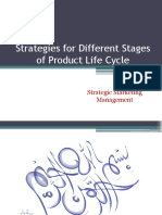 PLC and Strategies