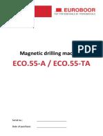 Instruction Manual ECO.55-A ECO.55-TA en v.1.0