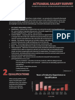 Actuarial Salary Survey Apr 13