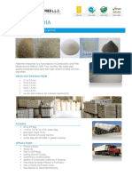 Rakchem Industries Marketing Brochure Aggregate and Silica Sand