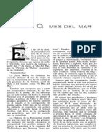 """Chile, """"Discurso """"Mes del Mar"""" del almirante José Toribo Merino"""" (1974)"""