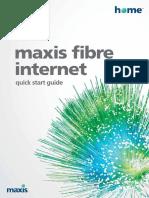 Maxis Fibre FTTH Quickstart Guide