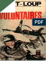 Saint Loup (Augier Marc) - Les Volontaires