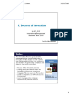 04_Sources of Innovation