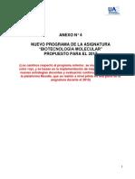 ANEXO 04 Nuevo Programa Propuesto Para El 2017