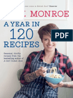 A Year in 120 Recipes by Jack Monroe