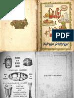 Dulces y Helados de Ignacio Domenech 1925