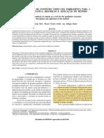 o Uso Da Análise de Conteúdo Como Uma Ferramenta Para a Pesquisa Qualitativa - Descrição e Aplicação Do Método
