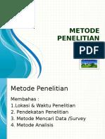 3. Metode Penelitian