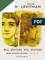 Will Grayson, Will Grayson.pdf