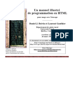 Cours HTML