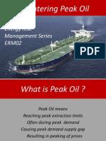 Countering Peak Oil ERM-02