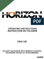 22 Hl120 User Manual