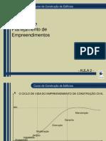 Slides - Planejamento de Empreendimentos - Aula 2