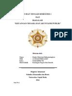 Tugas UTS Keuangan Negara Dan Daerah Dinda Oktaviani