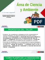 Ppt Secuencia Taller Acompañante Docente Cy a 4H SP 2016