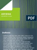 CL3 ASFIKSIA