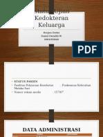Status Ujian Kedokteran Keluarga