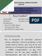 Diapositiva de Rodillo
