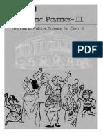 NCERT Class 10 Political Science