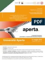 Università Aperta 2010