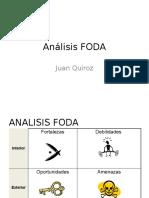 FODA Analisis y Comprension