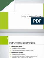 p Instrumentos Virtuais