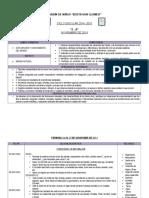 Planeación 3 de Noviembre-2014