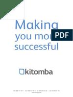 Kitomba Brochure
