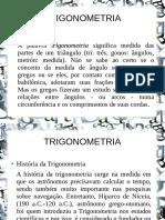 Trigonometria Aula 01 - Relações trigonométricas no triângulo retângulo