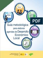 Guía metodológica para elaborar Agendas DEL