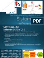 Sistemas de Información -Desarrollo en Magic XPA vs. Adquisición de Un ERP
