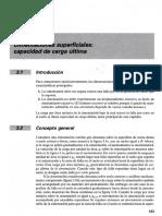 Cap 3. Cimentaciones Superficiales y Capacidad de Carga Ultima (1)
