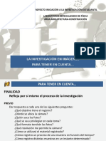 INTERFIS. DB09. LA INVESTIGACIÓN EN IMÁGENES