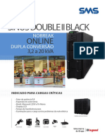 Catalogo de Nobreak SMS Sinus Double II Black 20907 (150423)