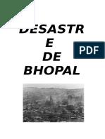 Desastre Bhopal