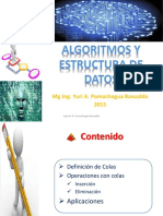 algoritmos y extructura de datos