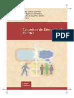 eBook Conceitos Comunicacao Politica
