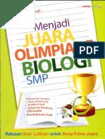 Latihan soal Olimpiade Biologi