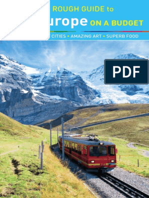 The Rough Guide to Europe on a Buget | Europe | United Kingdom