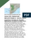SAGA DEL PARAGUAY MESOPOTÁMICO(VI)
