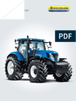 New Holland Serie 7