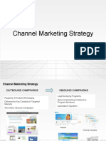Channel Marketing Strategy
